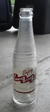 Vintage 1950s Caskey's Better Beverages Soda Bottle PA 7 OZ LOOK