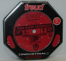 "Freud 10"" x 60T Thin Kerf Fine Finish Crosscut Blade (LU88R010)"