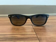 Ray-Ban RB2132 New Wayfarer Classic Blue Grey Gradient Sunglasses
