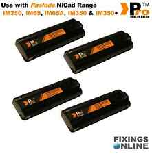 4 xPro Series replacement batteries 6v 1.5ah for paslode im350/350+/65/65A