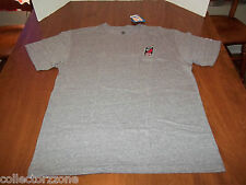 NEW - NBA - PORTLAND TRAIL BLAZERS - ADIDAS - GRAY FAN SHIRT - LARGE