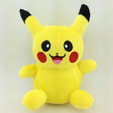"Pikachu Electric Type Pokemon Plush Soft Toy Nintendo Stuffed Animal Figure 5.5"""