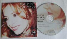 MYLENE FARMER (CD Single)  C'EST UNE BELLE JOURNEE