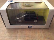 Norev 1/43 Peugeot 207 3p GT Black n°472730 no Minichamps