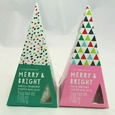 Simple Pleasures Merry & Bright Scented Bath Salts - Choose Your Scent