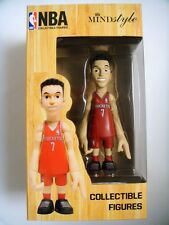 MINDStyle x CoolRain NBA Arena Box Jeremy Lin Red Clear Windows Collectible