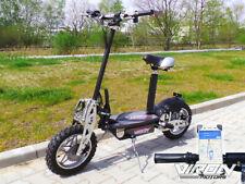 Trottinette électrique adulte e-Scooter 1000W Viron Motors NOIR