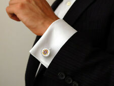 Made to Order Royal Logistics Corp (RLC) Cufflinks - A Great Gift