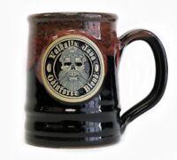 Death Wish Coffee 2018 Valhalla Java Logo Mug  Deneen Pottery