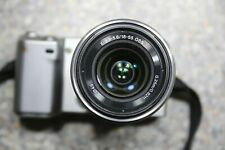 Sony Alpha NEX-5 14.2MP digital camera + E 3.5-5.6/18-55 OSS lens