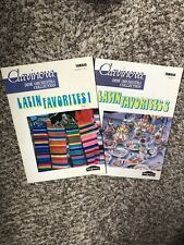Clavinova Disk Orchestra Collection - Latin Favorites 1&2 for Piano & Keyboard