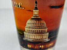 Washington D.C. Shot Glass Capitol Building