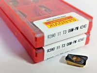 SANDVIK R390-11T308M-PM Grade 4240 Milling Carbide Inserts (10 Pcs)
