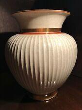 Mid-Century Royal Copenhagen? Thorkild Olsen Crackle Glaze Vase