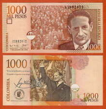 P450a colombia/colombia 1000 peso 2001 UNC