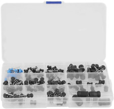 145pcs Inductors Assorted Kit10uh 10mh Small Vertical Inductorsguide Pin St