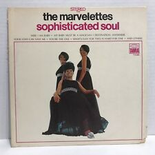 THE MARVELETTES SOPHISTICATED SOUL TAMLA TS286 STEREO EX