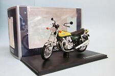 Norev - Moto KAWASAKI Z900 1973 vert / jaune réf. 182030 Neuf 1/18