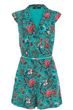 Oasis Tropical Forrest Playsuit 14