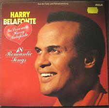 Harry Belafonte, In Love With Harry Belafonte, VG/VG  LP (8124)