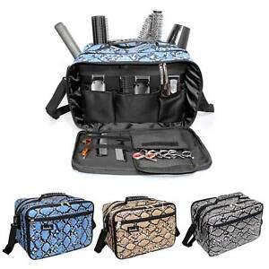 Hairdressing Tool Carry Equipment Salon Storage Travel Bag Case Snake by Kassaki