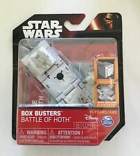 NIB Spin Master Disney Star Wars Box Busters - Battle of Hoth Toy