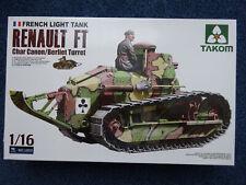 Takom 1/16 Panzer 1003 French Light Tank Renault FT