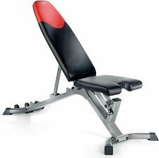 New Bowflex Adjustable 3.1 Workout Bench EXPEDITED SHIPPING