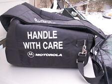 Motorola Padded transport/ Shipping Nylon container
