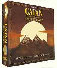 Catan: Ancient Egypt Collector's Edition Brand New Board Game
