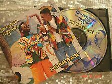 "Homebase by DJ Jazzy Jeff & the Fresh Prince (CD, Jul-1991, Jive  ""Summertime"""
