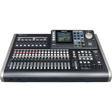 "Tascam DP-24SD  Digital Portastudio 24-Track Recorder with (8) XLR-1/4"" Combo In"
