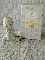Enesco Dreams really Do Come True Porcelain Figure 1994