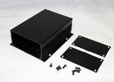 Black Aluminum Project Box Case Electronic box1166 Al Enclosure; US Stock