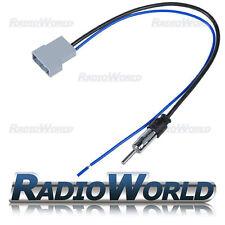 Aerial Antenna Adaptor Lead Car Radio For Nissan Note Qashqai Almera Navara