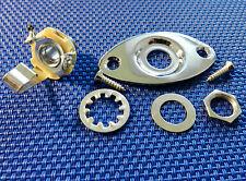 Charvel San Dimas output Jack & plate Guitar Parts Chrome