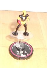 HERO CLIX - DC  COLLATERAL DAMAGE - HIVE TROOPER - FIGURE  #3 VETERAN  - NO CARD