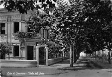 5925) LIDO DI CAMAIORE (LUCCA) VIALE DEL SECCO. PENSIONE VILLA... VIAGGIATA.