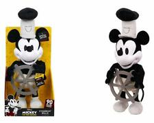 Disney Steamboat Willie Dancing Toddler Plush Toy 90 Mickey Mouse Collectible