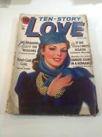 1940 ORIGINAL LOVE STORY PULP MAGAZINE ROMANCE Street & Smith