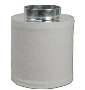 CARBAN FILTER FOR EXTRACTOR AND AIR VENT PIPE DUCT