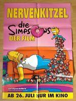 Filmposter * Kinoplakat * A1 * Die Simpsons - Der Film * 2007 * #3