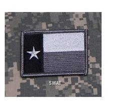 Morale Patch - Milspec Monkey - TEXAS Flag - SWAT or ACU scheme - NEW
