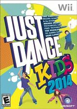 Just Dance Kids 2014  (Nintendo Wii, 2013)