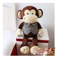 """75cm/30"""" Large Penguin Stuffed Animal Big Size Plush Soft Toy Birthday Kids Gift"""