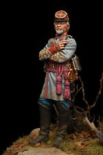 1° Tenente d'Artiglieria CSA 1862 - Figurino Dipinto a Mano  Scala 54mm