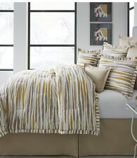 NWT Moderne By Noble Excellence Verve Watercolor F/Q Comforter Mini Set $199.99