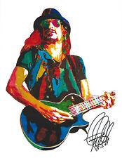 Kid Rock, Singer Sognwriter, Guitar, Guitarist, Rap Metal, 8.5x11 PRINT w/COA 1