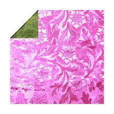 Roll of Cake-Board Foil 20 Inch x 30 Feet, Fuchsia