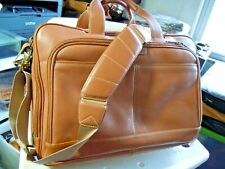 vintage Hartmann American Belting Leather Attache Briefcase canry on #  12